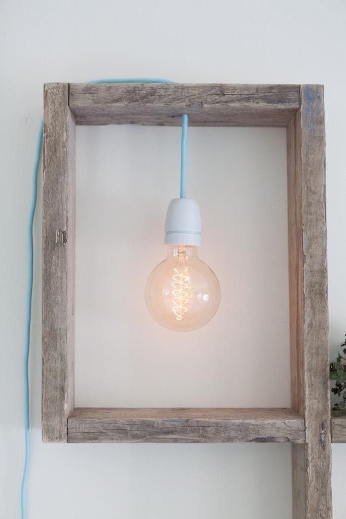 Serious love for the filament lightbulb.