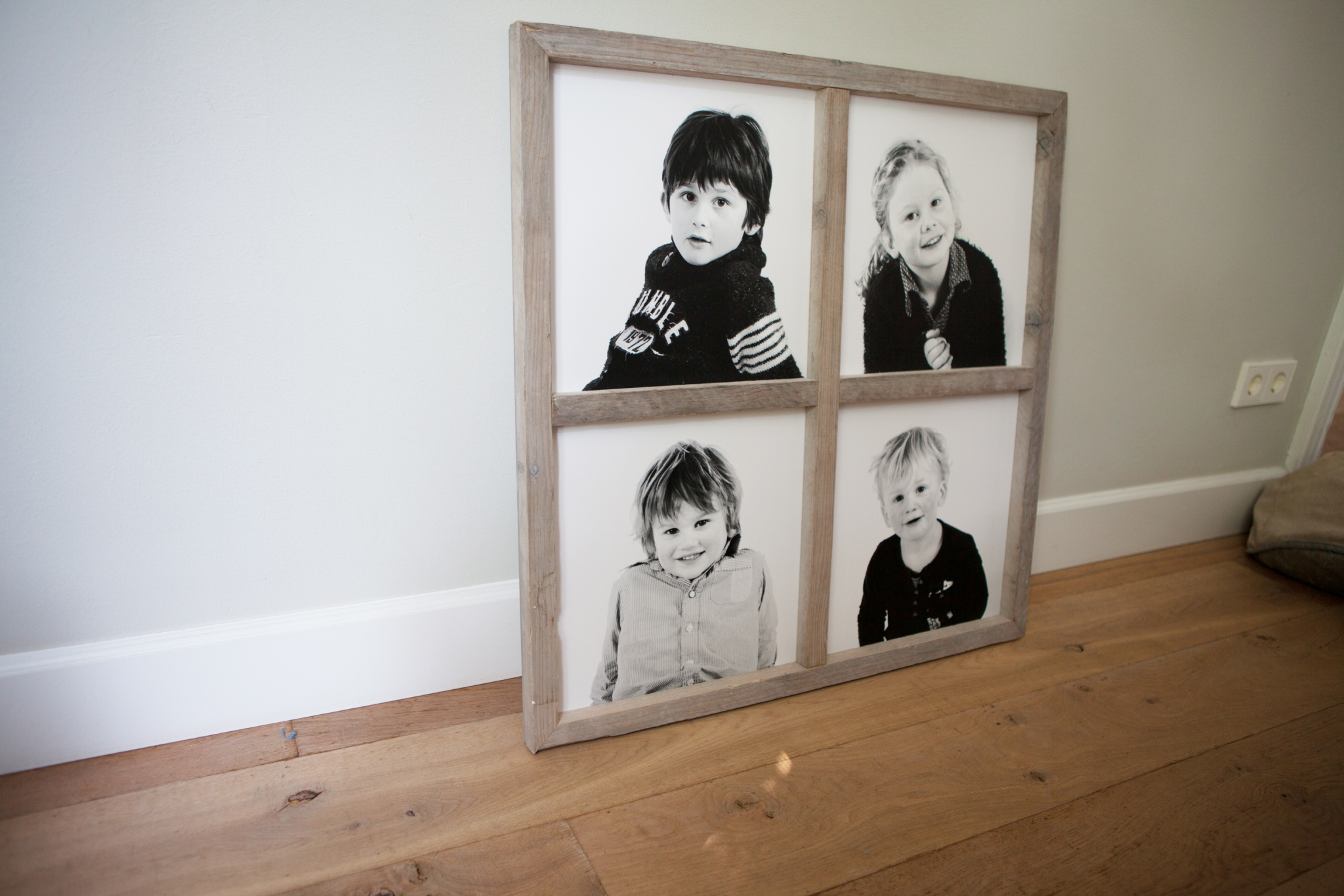 Do something different with your family photos: tutorial reclaimed ...